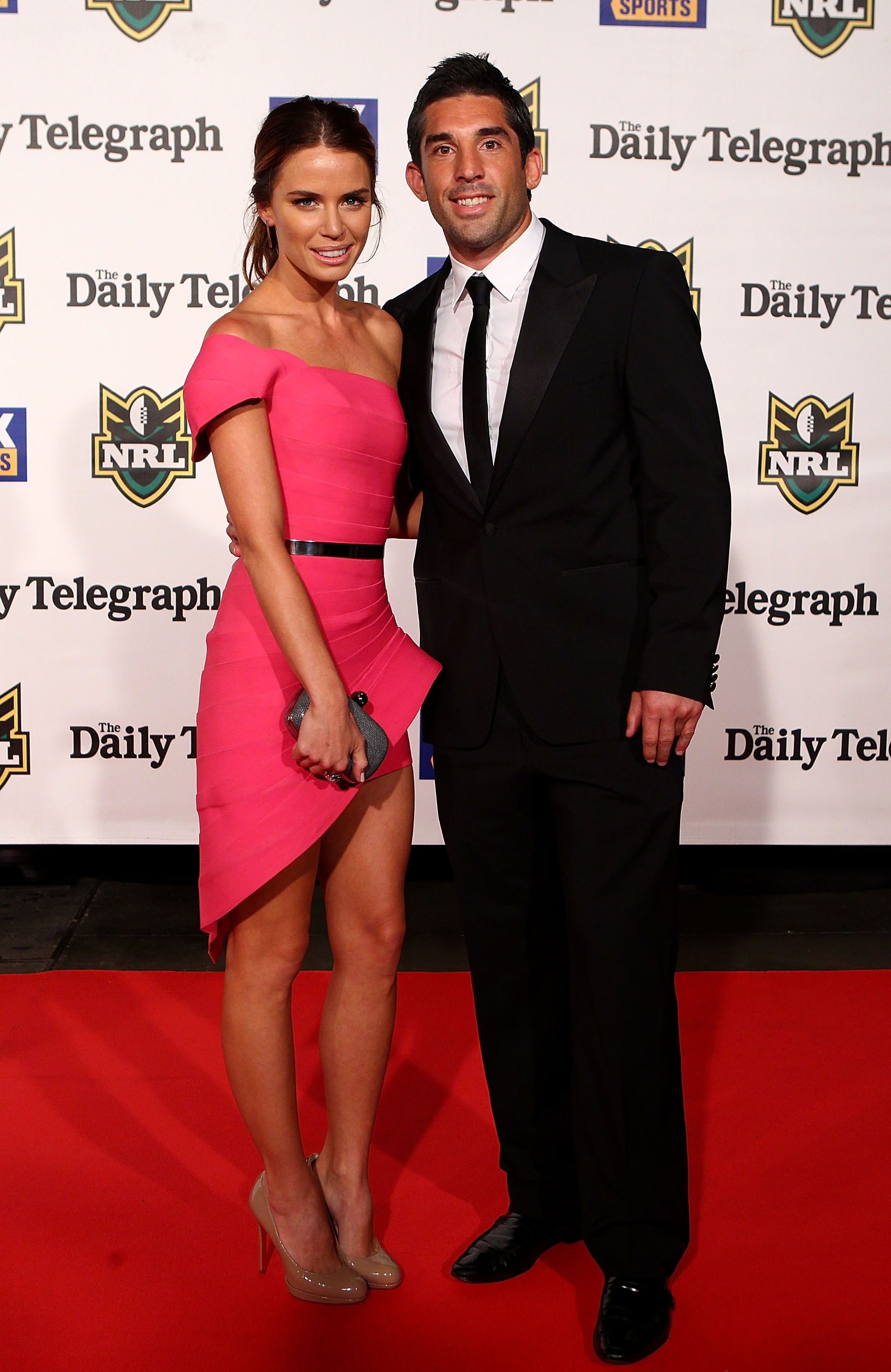 Jodi Gordon and Braith Anasta