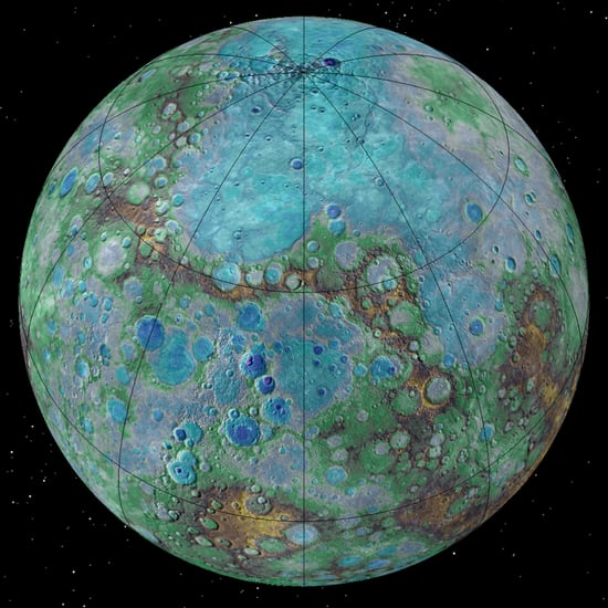 NASA Study Shows Mercury Is Shrinking