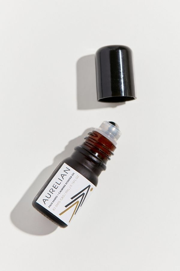 Aurelian Palo Santo CBD Oil
