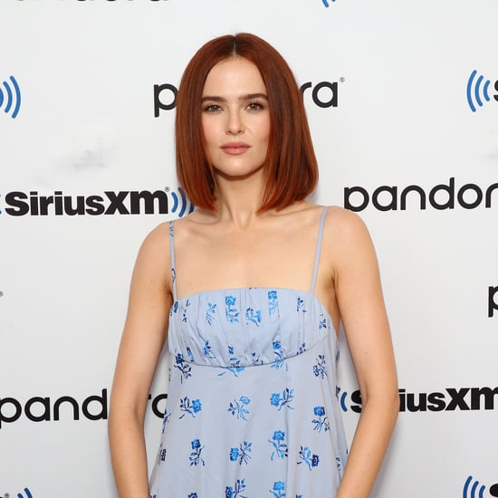 Zoey Deutch's Retro Bob Hairstyle