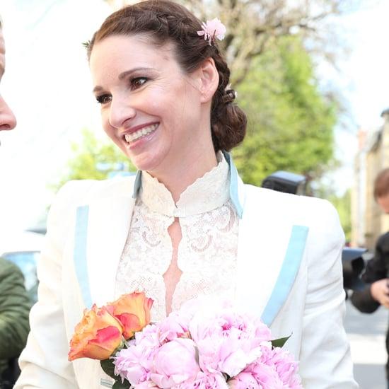 Schauspielerin Sophie Wepper hat geheiratet