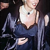 Princess Diana's Pixie Haircut at the Met Gala in 1996