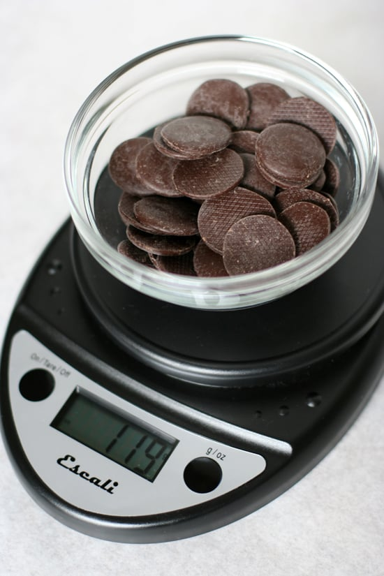 Weigh Out Chocolate