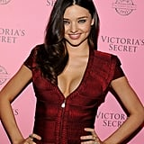 Pictures of Alessandra Ambrosio, Adriana Lima, Miranda Kerr, and Candice Swanepoel at a Victoria's Secret Party