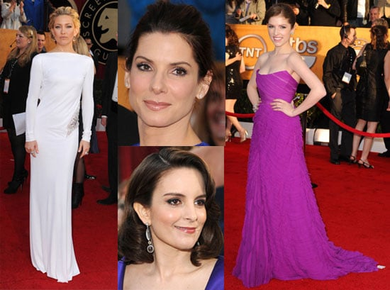 SAG Awards Red Carpet Fashion And Beauty
