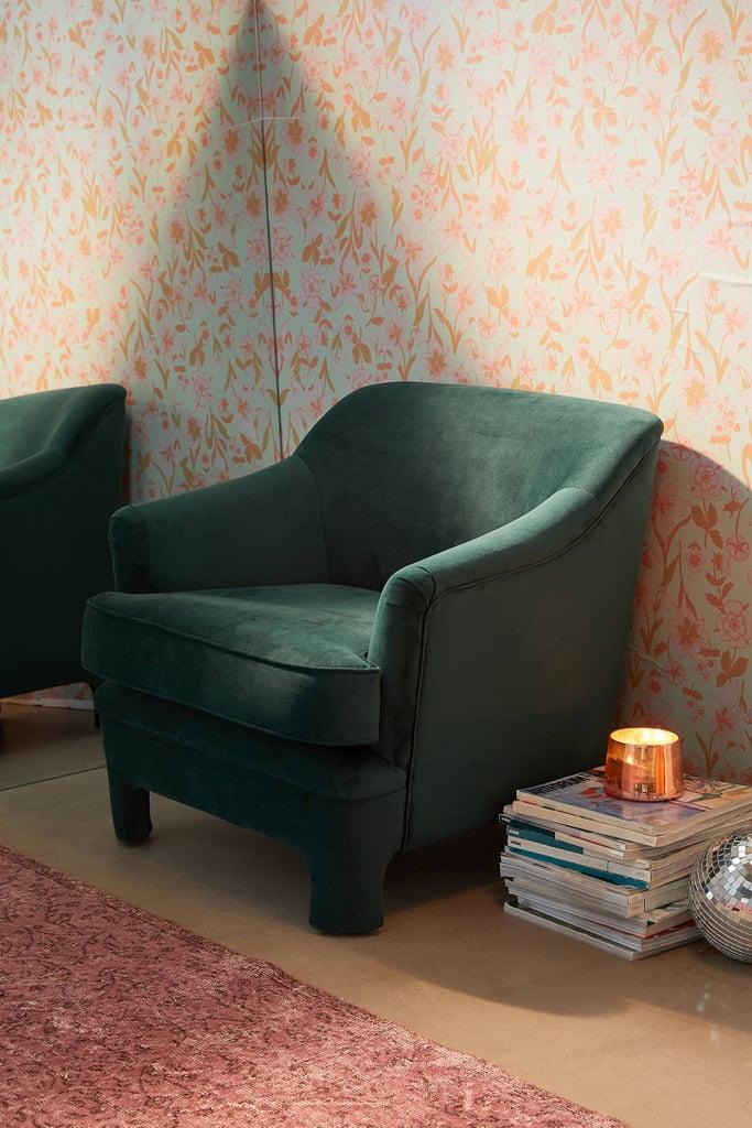 Marisol Velvet Chair
