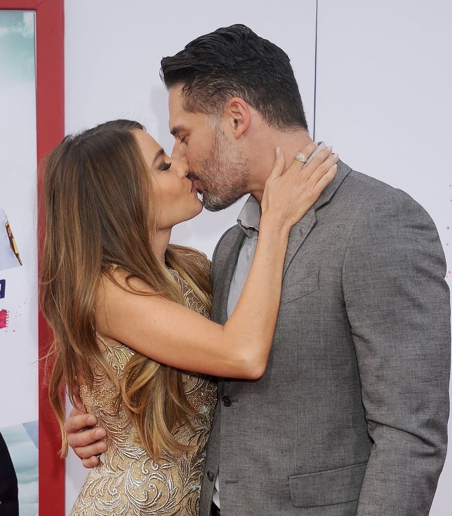 When They Love to Kiss on the Red Carpet