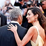 Amal Clooney at the Money Monster Premiere in Cannes