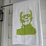 Frankenstein Tea Towel