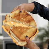 Supersized Grilled Cheese