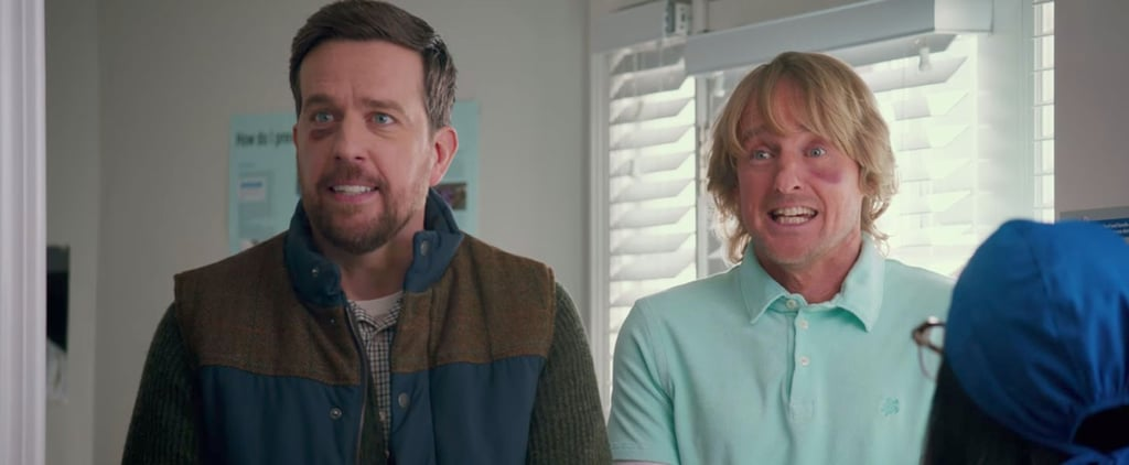 Owen Wilson and Ed Helms Go on the Father of All Road Trips in Their New Comedy