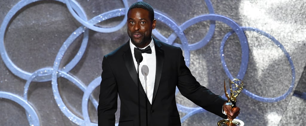 Sterling K. Brown Grabbed His First Emmy Win, Simultaneously Stole Our Heart