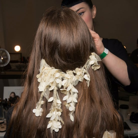 Rodarte Hair Spring 2017 New York Fashion Week