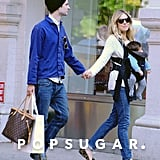 Sienna Miller and Marlowe Sturridge in NYC | Pictures
