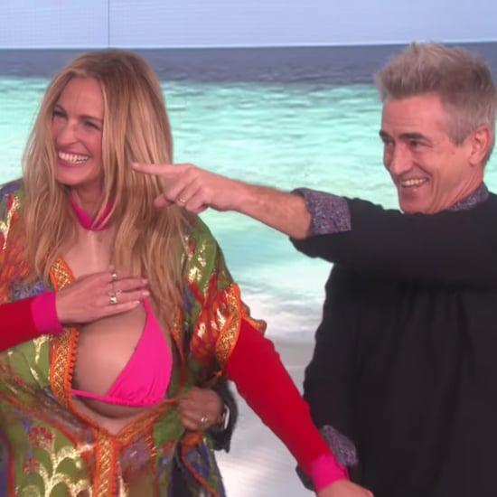 Julia Roberts and Dermot Mulroney Reunion on Ellen 2018