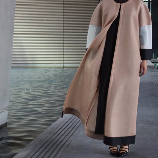 Dubai-Based Fashion Designer Introduces Solar-Powered Abayas