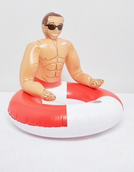 Hunk Ring Pool Float