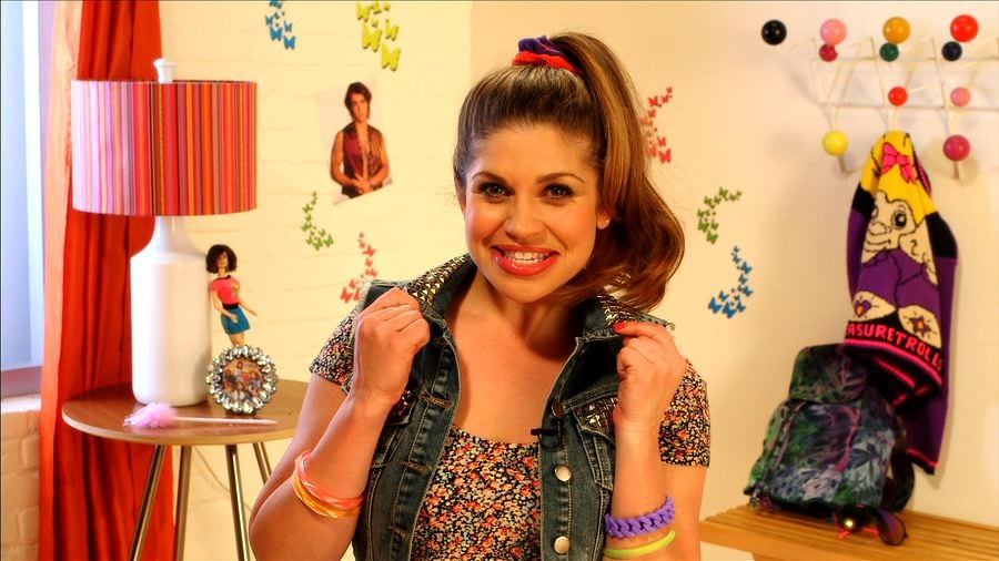 Danielle Fishel's Formula For the Waiting Game on Dear Danielle!