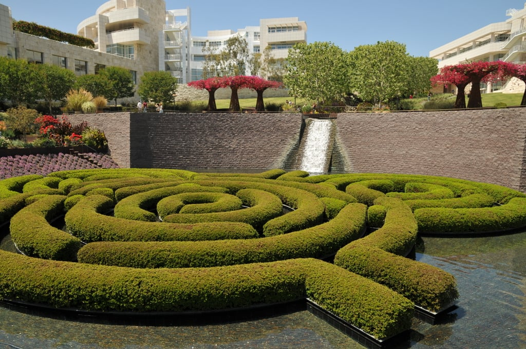 The Getty Center (Los Angeles)