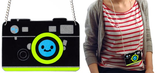 Camera Necklace: Totally Geeky or Geek Chic?