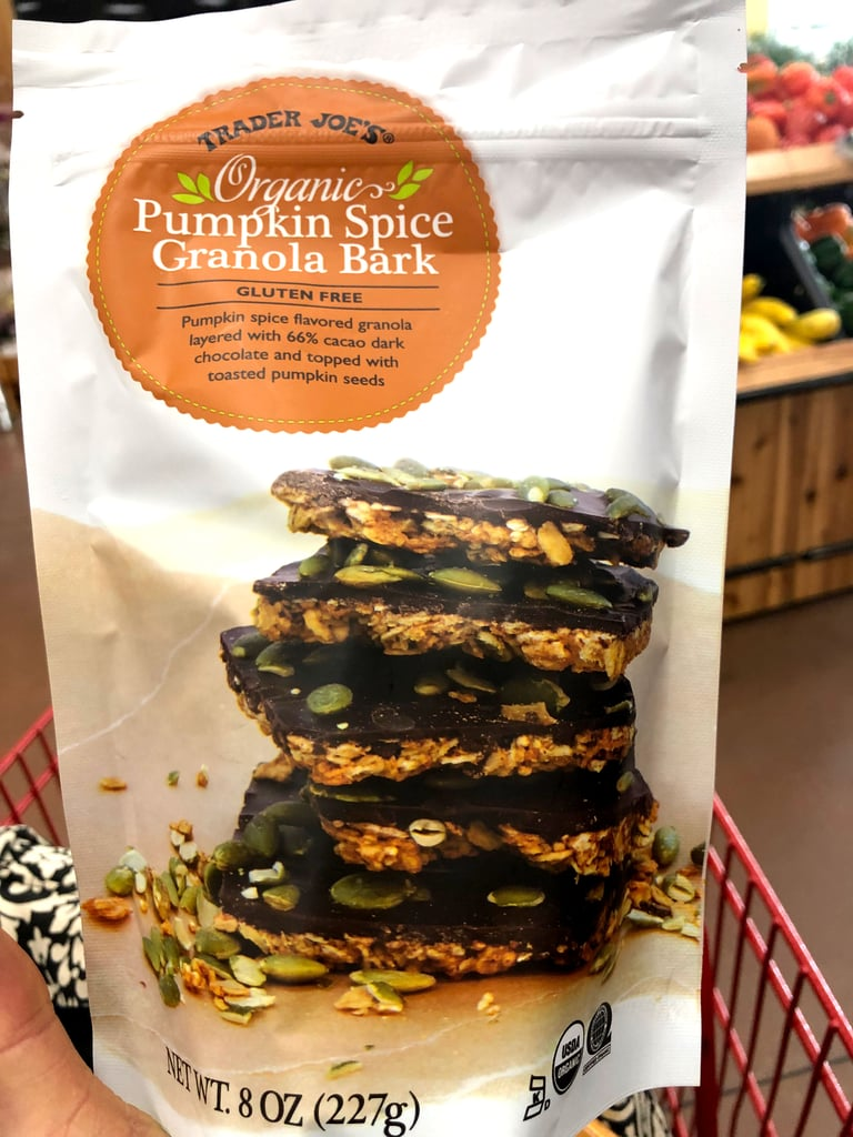 Trader Joe's Vegan Pumpkin Products