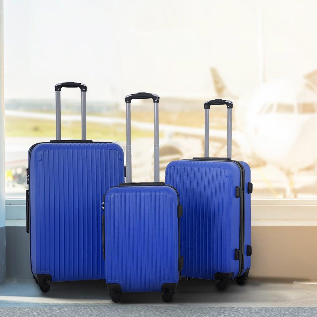FDW 3 Pcs Luggage Travel Set