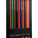Friends Coloured Pencils