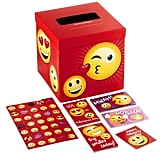 Emoticon Valentine Cards and Mailbox