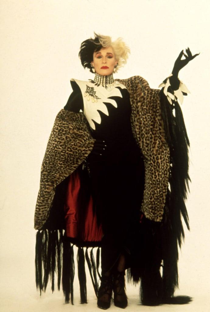 Glenn Close Kept Cruella de Vil Costumes From 101 Dalmatians