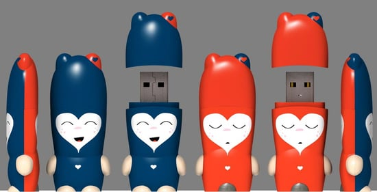 One Love Artist Series USB By Mimoco