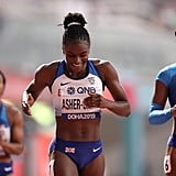 She's the Fastest Woman Sprinter in British History