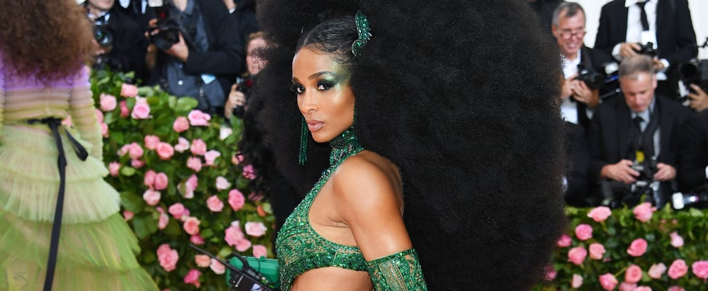 Ciara Peter Dundas Dress at the Met Gala 2019