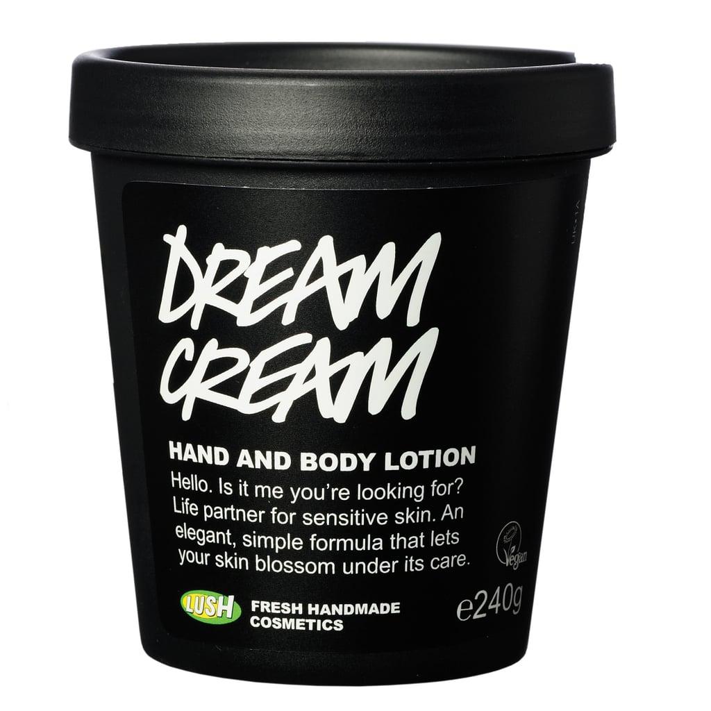 Lush Dream Cream For Eczema