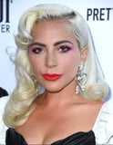 Excuse Me, Can We Talk About Lady Gaga s Rhinestone Liner at the Daily Front Row Awards?