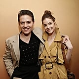 Dylan Sprouse and Barbara Palvin's Cutest Pictures