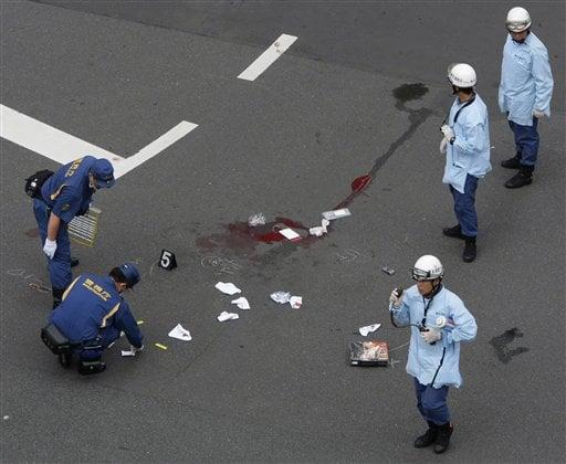 Tokyo Stabbing Spree Leaves 7 Dead