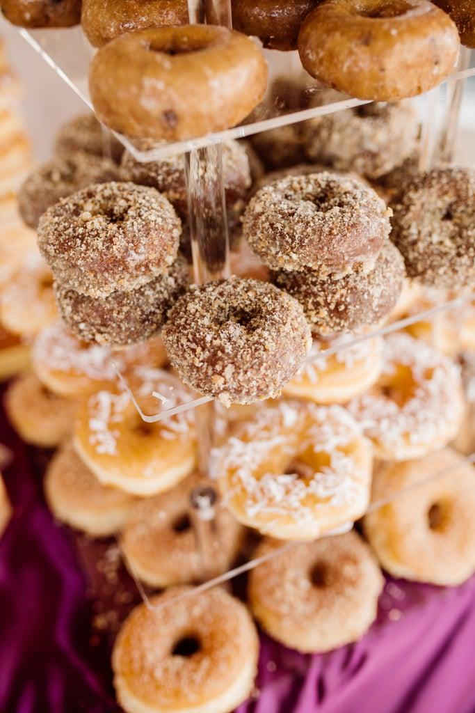 Donut Wedding Displays