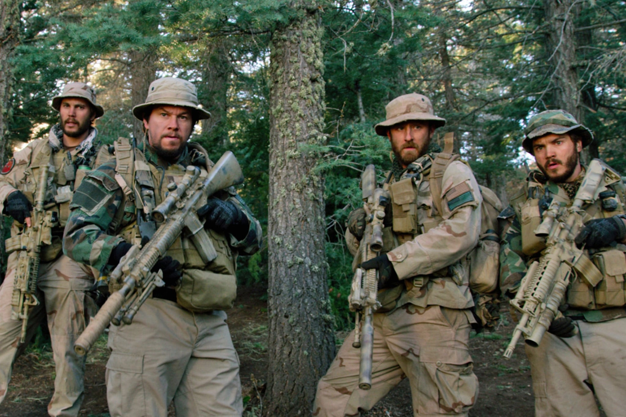 Lone Survivor Review: All Hail the Frogmen of SEAL Team 10 ...