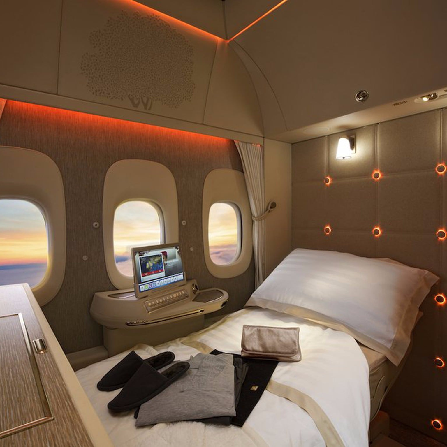 Best First Class Airlines POPSUGAR Smart Living