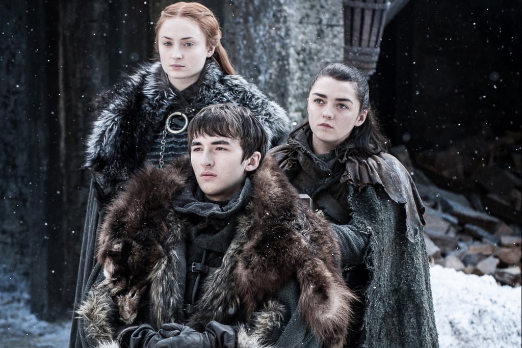 Major Houses on Game of Thrones Season 8