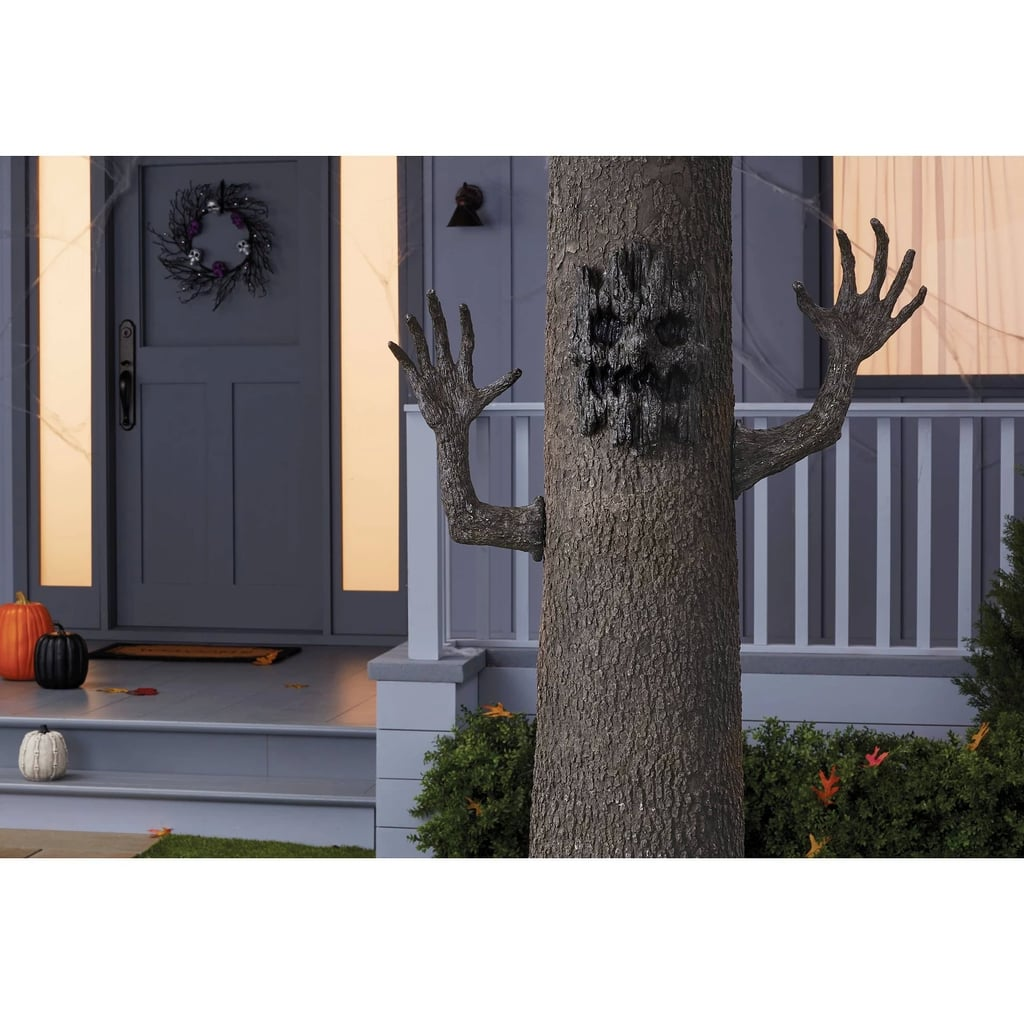 Tree Face Halloween Decoration Kit