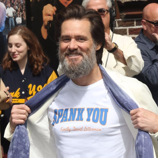 Pictures of Celebrities at David Letterman's Last Show