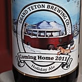 Grand Teton Brewing Co. Coming Home 2011
