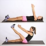 5-Move Bodyweight Workout For Abs