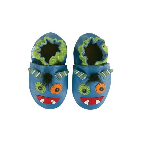 Robeez Mix and Match Monster Blue Shoes ($26)