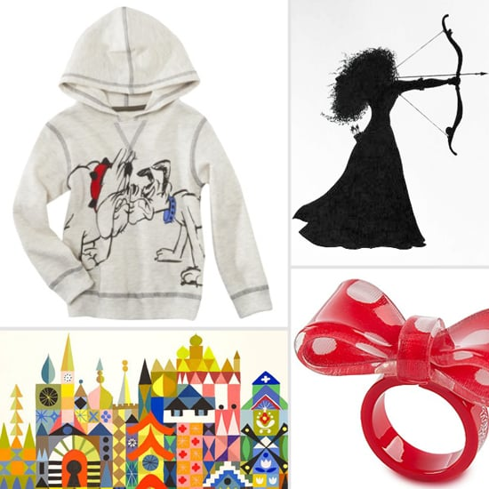 Disney Goes Mod! 15 Cool, Mouse-Tastic Kids' Finds