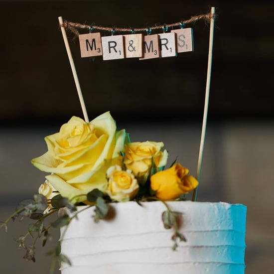Scrabble Wedding Ideas