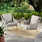 Better Homes & Gardens Palomar 3-Piece Patio Woven Chat Set