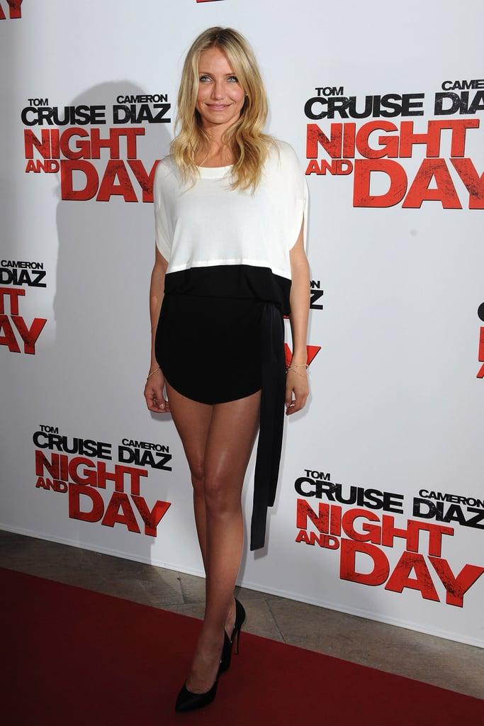 Stylish Celebrities including Vanessa Hudgens, Cameron Diaz, Angelina Jolie and More