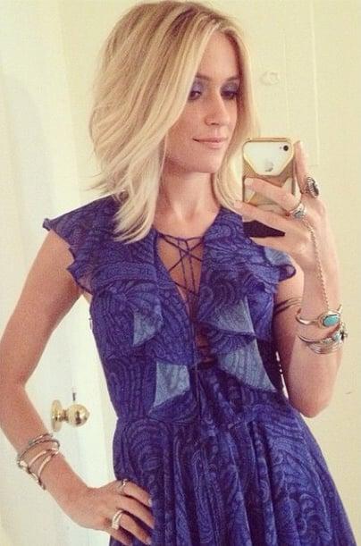 Kristin Cavallari Celebrity Haircuts On Instagram Popsugar